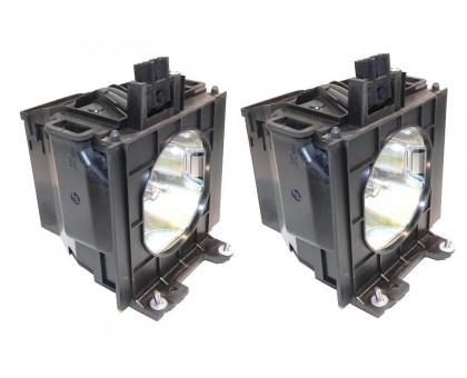 Комплект ламп для проектора Panasonic PT-D5700 (ET-LAD57W)